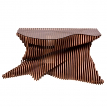 کنسول چوبی پاراگالری