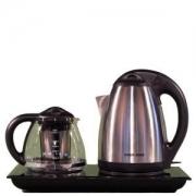 چای ساز قوری کنار کتری بلاک اندکر